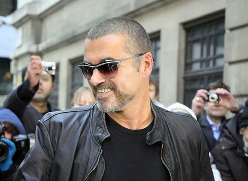 George Michael: music career in photos