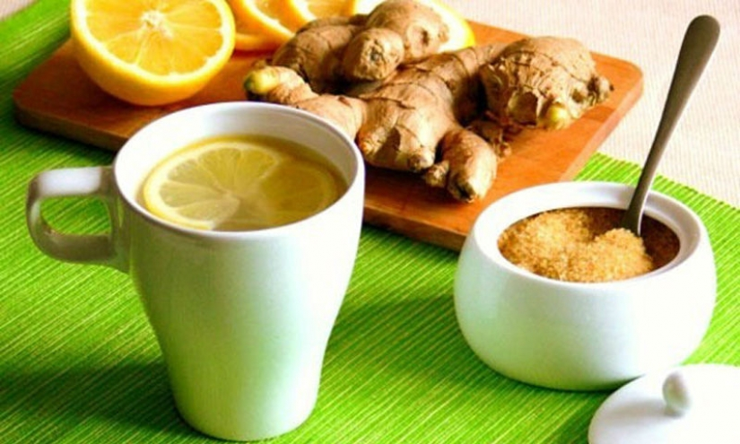 10 curative drinks for colds