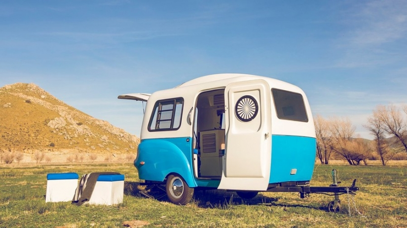10 of the best houses on wheels for comfortable car trips with the whole family