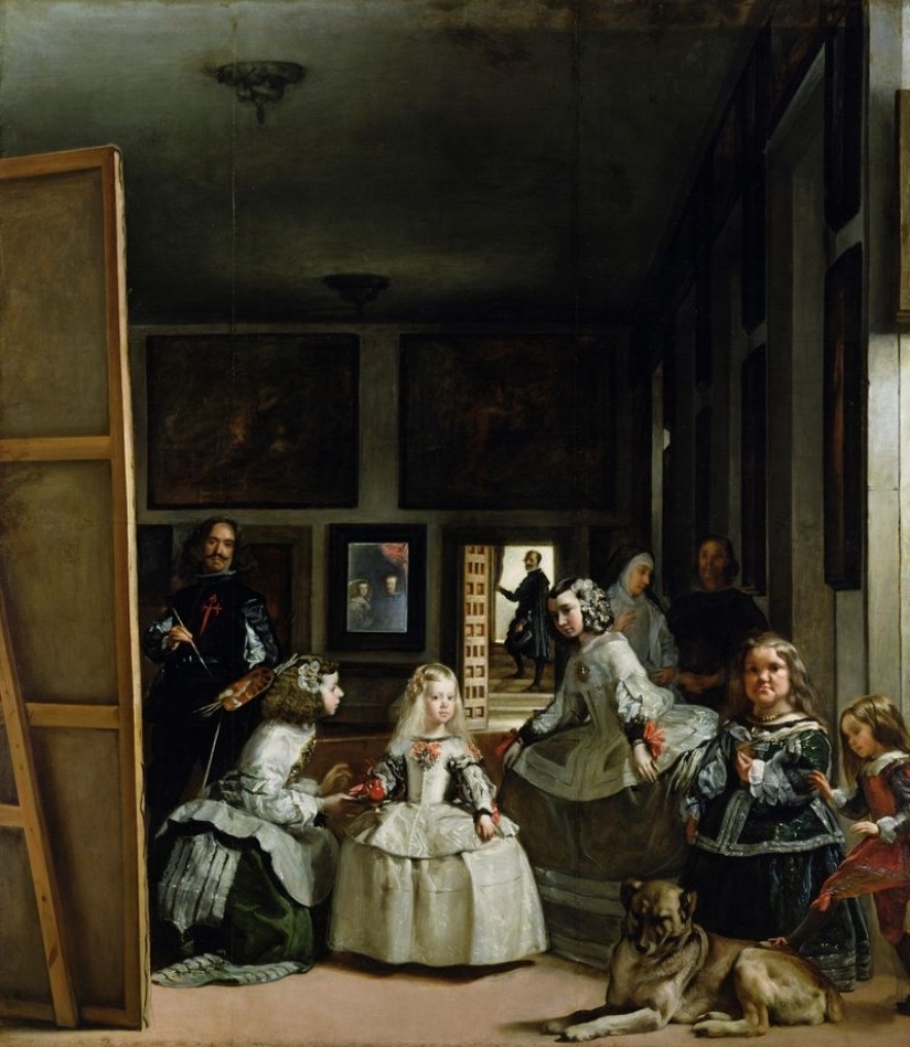 "14 little-known facts about the masterpiece of Velazquez ""Las Meninas"""