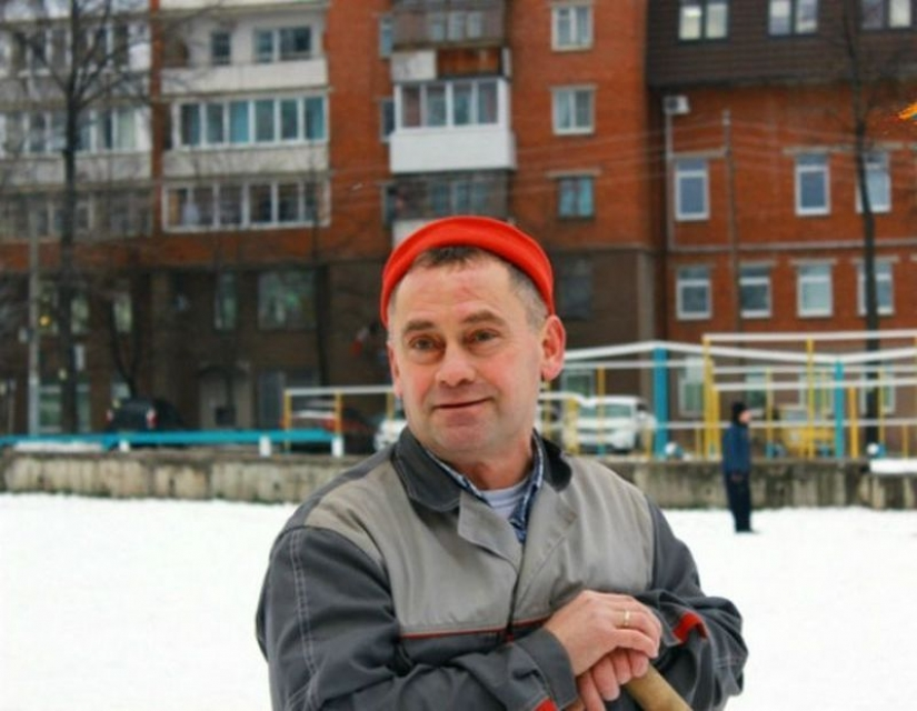 15 of the strangest people of Russia