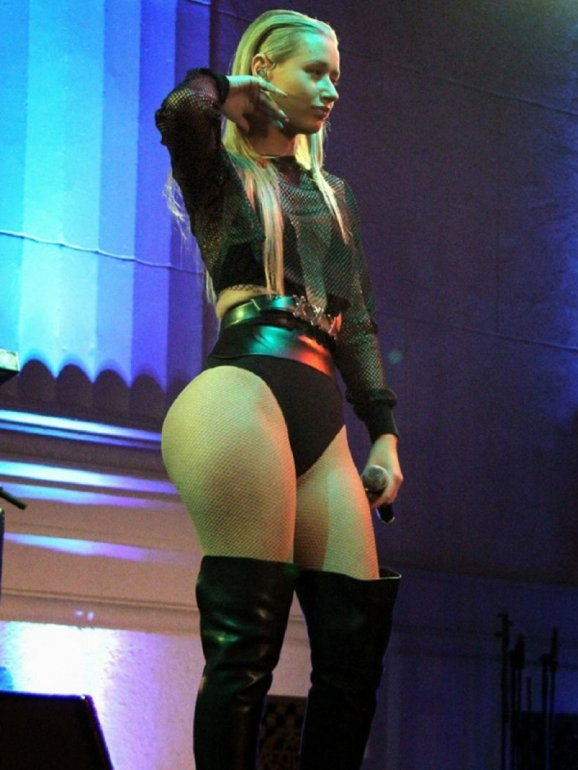 20 sexiest star of the buttocks