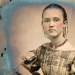 20 with integrally colored retro photos: how did teenage girls in the mid-nineteenth century