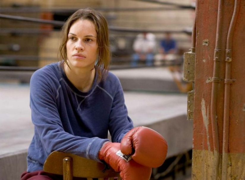 5 Actresses who became athletes for the role