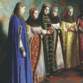 A complete list of the wives of Ivan the terrible. Do not stray from the account