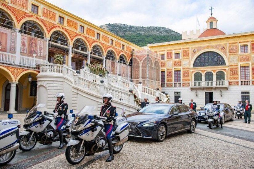 An extraordinary life in Monaco, where one in three is a millionaire