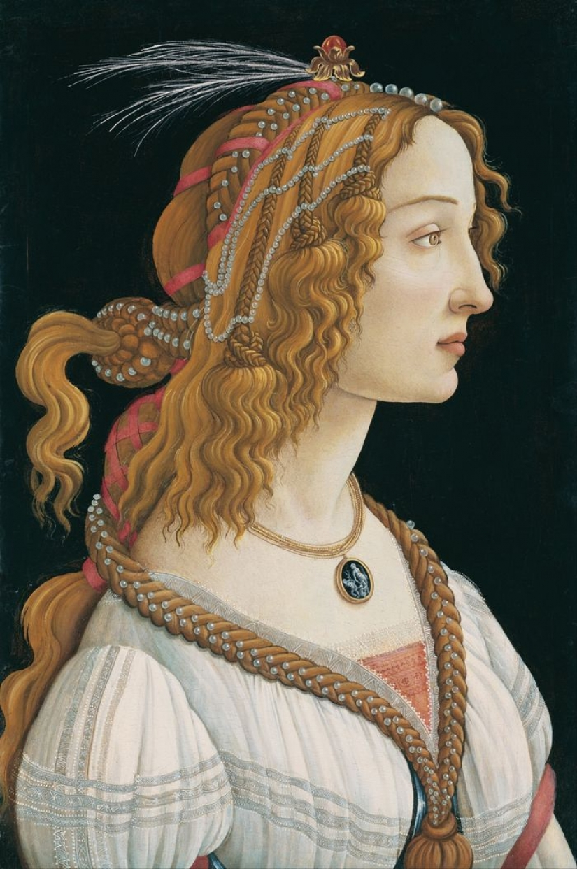Angel Florence: who was the mysterious Venus Sandro Botticelli