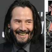 Another talent is revealed: Keanu Reeves involved in the creation of comics