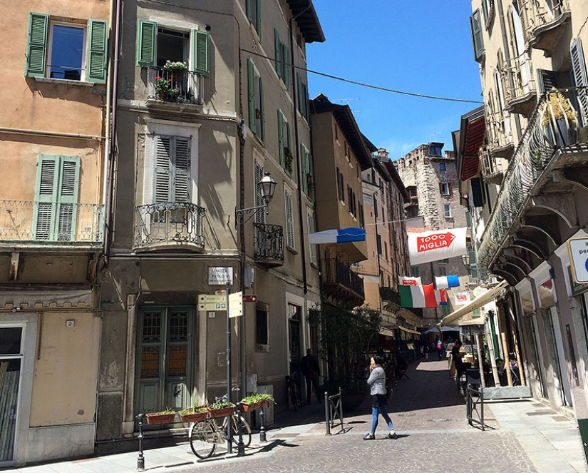 Brescia — the city at the foot of the hills