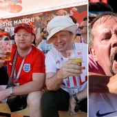 British scientists spend a huge amount to see why football fans get drunk