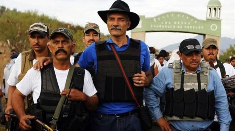 Civil war in Mexico: how ordinary citizens are attacked by drug cartels