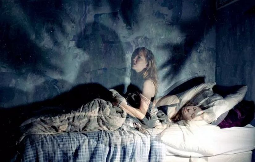 Dissecting dreams: why we dream of sex, horror and gone from our lives people