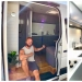Dream house on wheels: the Briton during the quarantine turned an ordinary beads in a cozy home