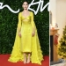 Dressed to the nines stars as Christmas tree: 13 fashion images of celebrities and Christmas trees in the same style