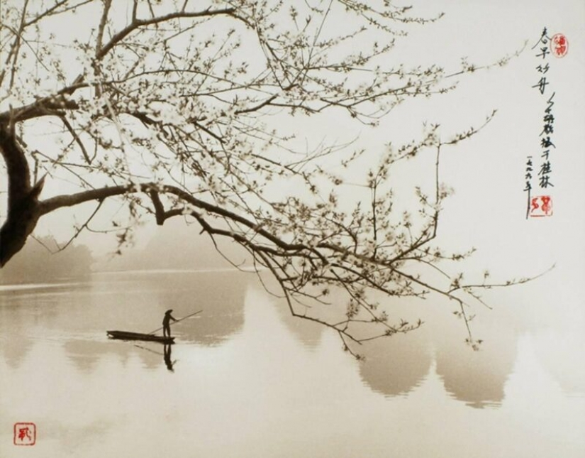 Exquisite Chinese motifs in the images, the iconic photographer don Hong-OAI