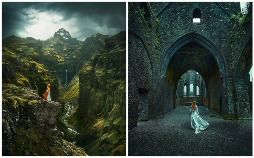 Fairy tale in reality: travelers make fantastic pictures to show the beauty of the real world