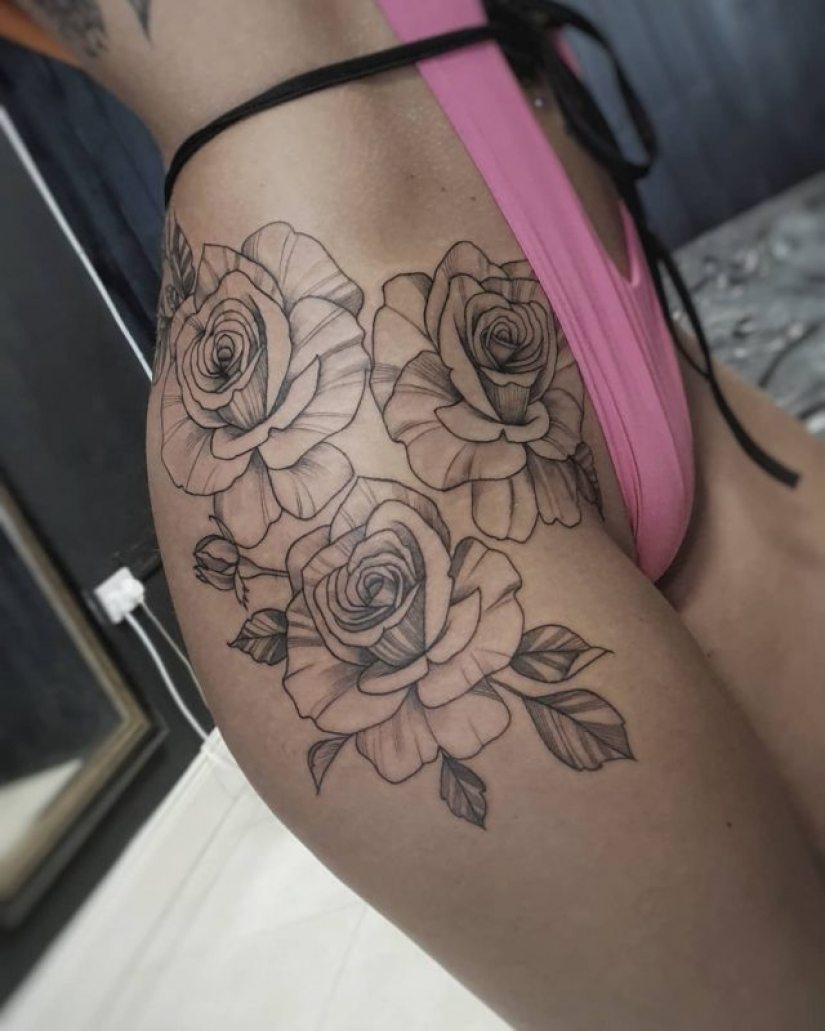 Female intimate tattoos: what you wanted to know but were afraid to ask