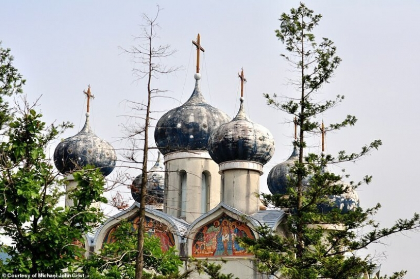 Forgotten and abandoned piece of Russia in Japan