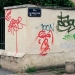 French artist fixes the ugly graffiti