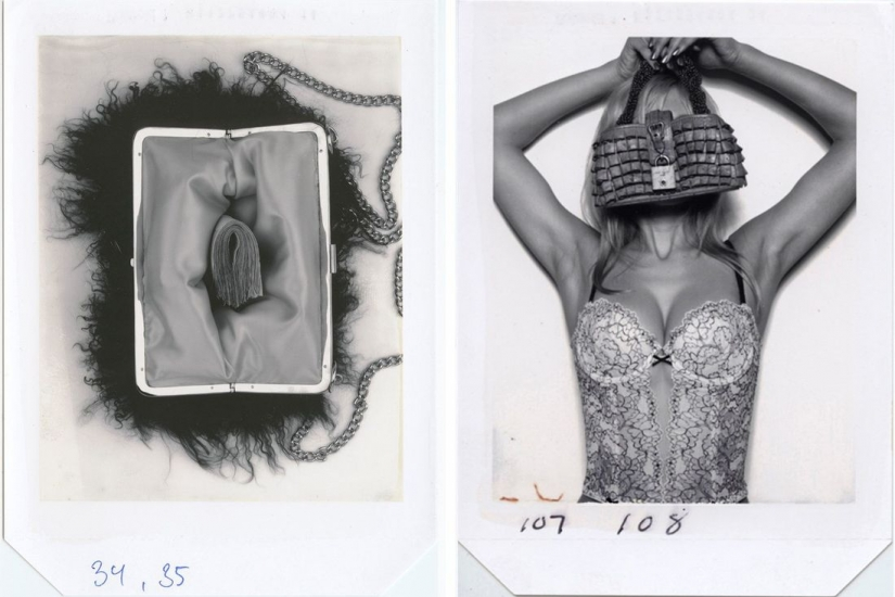 From Jerry Hall to jodie Kidd: a unique archive of Polaroid photos