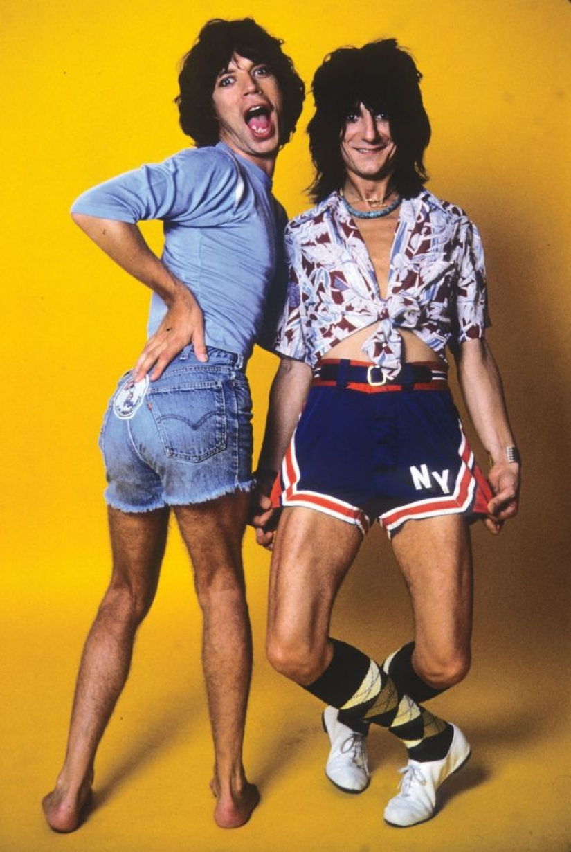 From mercury to Def Leppard: 20+ rock stars and rebels of the past in short shorts