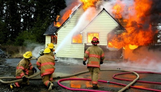 From rags to batteries: there are several causes of the fire about which you were unaware