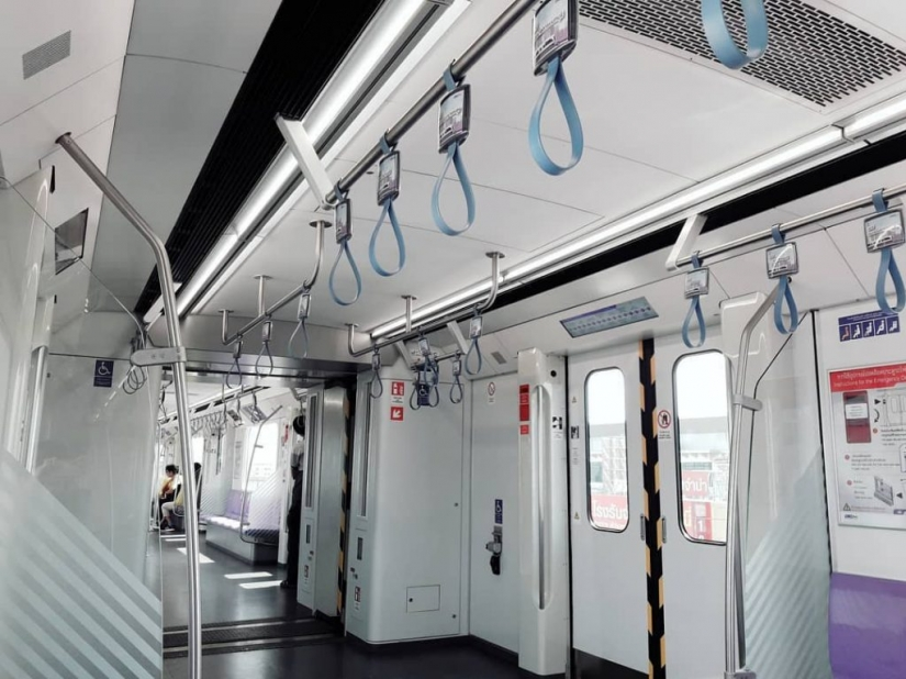 From Seoul to Tehran: the look of the subway cars in different countries