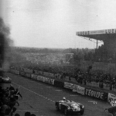 How was the accident at the race in Le Mans, the most terrible tragedy in the world of Motorsport