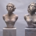 Issues of identity: provocative sculptures of naked women