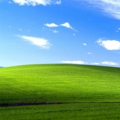 Life after Microsoft: the photographer who took screensaver for Windows desktop showed a Wallpaper of the new generation