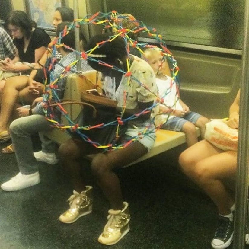 Metro — a place of contrasts, and 22 photos that will convince you