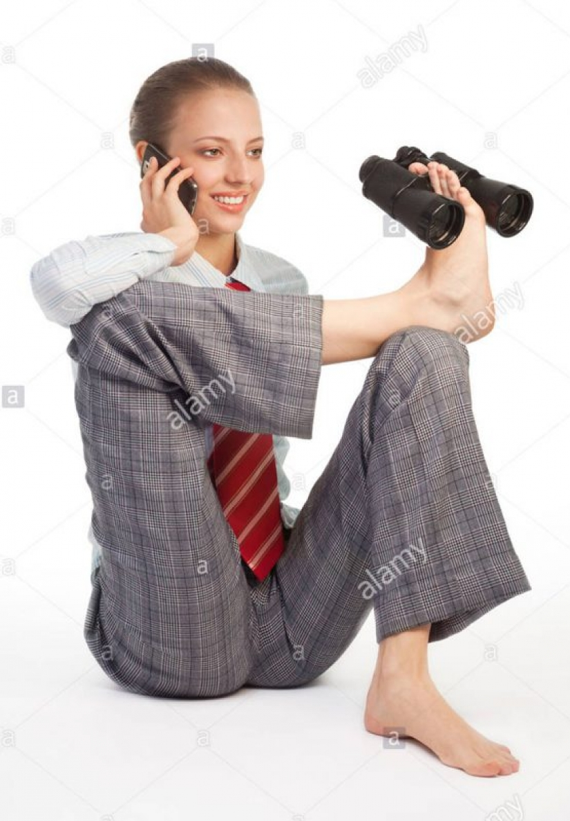 Mind games: 30 of the most bizarre stock photos