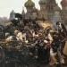 """Morning of the Streltsy execution"": as Peter and I staged in red square bloodbath"