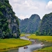 Mountains and rice fields of Tam COC