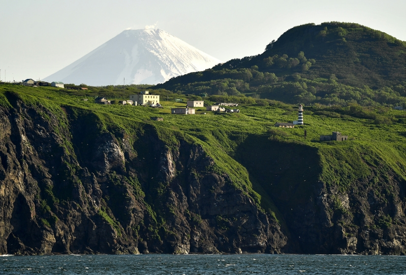 Natural beauty of Kamchatka