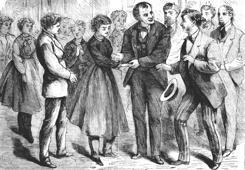 Oneida is a commune of free love in the Puritan society of the Victorian era