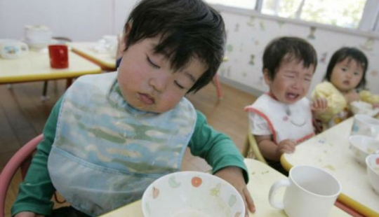 Rice and fish as part of education: how Japanese children learn to eat right