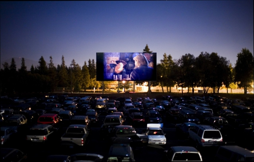 Safe and comfortable: what drive-ins are once again gaining popularity