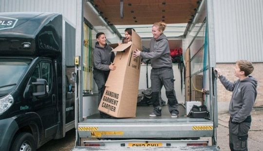 Some evidence that movers are people with iron muscles and nerves