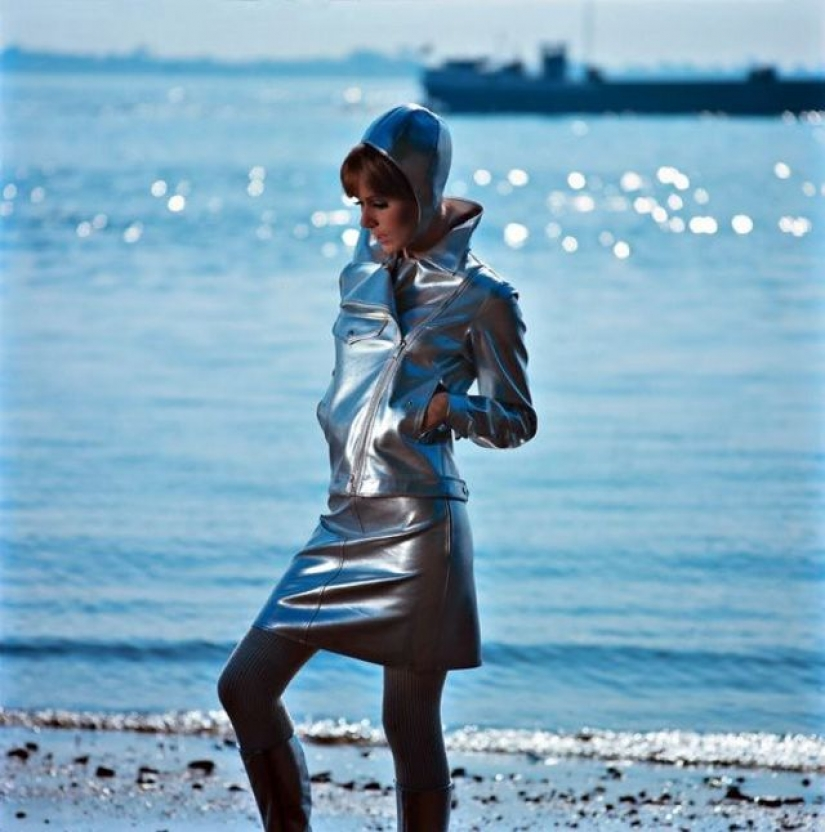 Spectacular fashion photography by Franz Christian Gundlach made in the 50-70-ies