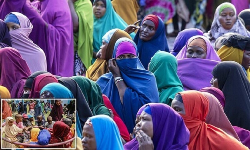 Step back in Somalia is going to legalize child marriage