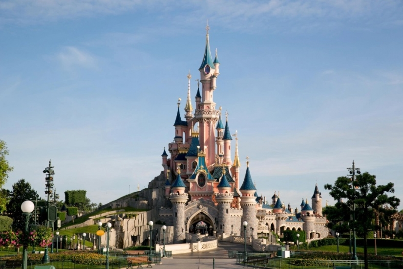 Tale by the rules of pandemic: Disneyland Paris opens doors to visitors