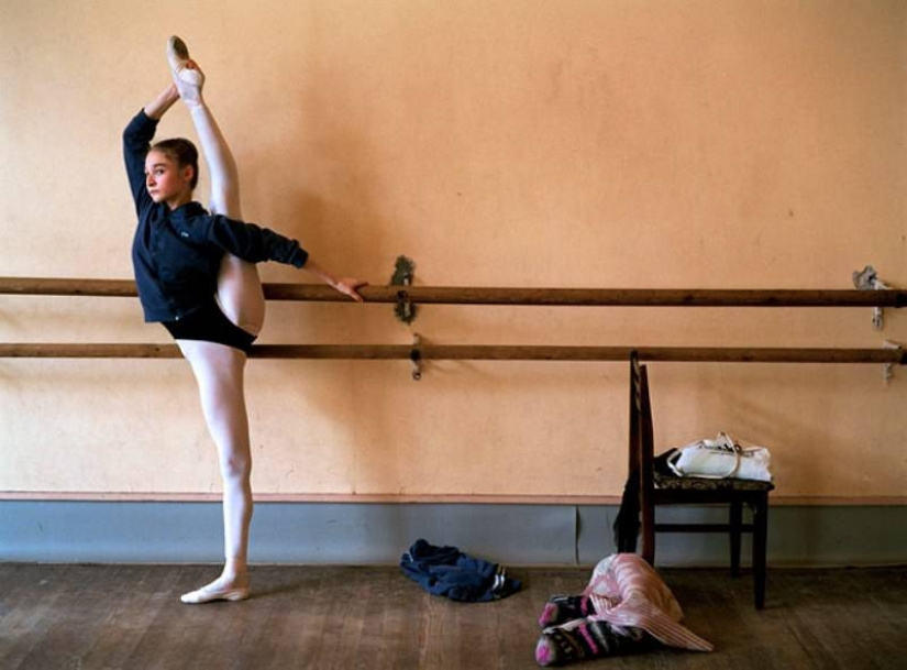 The future of Russian ballet in the American project