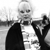 The history of punk in female images from a living legend of the underground Vivien Goldman