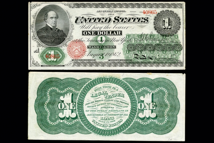 The history of the American dollar, the main currency of the world, which previously was nothing