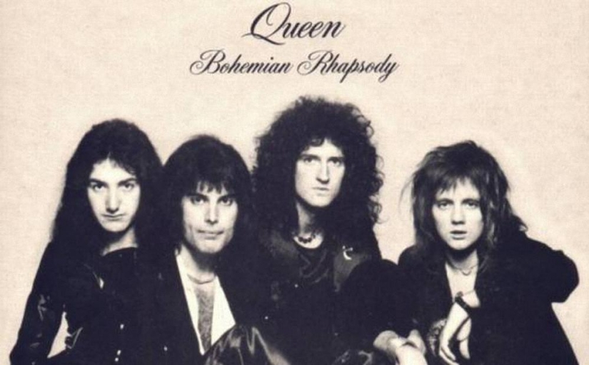 The iconic rock band Queen