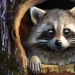 Why not start a home raccoon