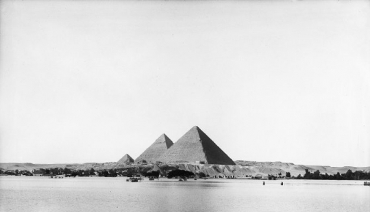 10 fascinating facts about the Egyptian pyramids you may not know