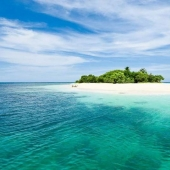 10 secluded Islands with pristine nature