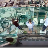 24 vertiginous attractions around the world